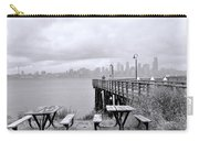 Downtown Seattle As Seen From Alki Beach Carry-all Pouch