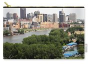 Downtown Skyline Aerial Of St. Paul Minnesota Carry-all Pouch
