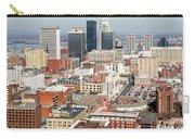 Downtown Skyline Of Louisville Kentucky Carry-all Pouch