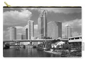 Downtown Tampa Skyline From Davis Islands Carry-all Pouch