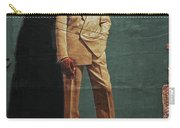 Dr. J. Carry-all Pouch by Allen Beatty
