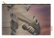 Dr. Martin Luther King Jr Memorial Carry-all Pouch