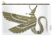 Dragon - Demon Of Ancient Egypt Carry-all Pouch