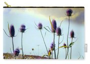 Dream Field Of Teasels Carry-all Pouch