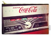 Drink Coca Cola Carry-all Pouch