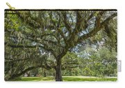 Dripping With Spanish Moss Carry-all Pouch