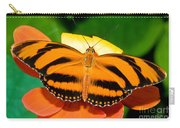 Dryadula Butterfly Carry-all Pouch