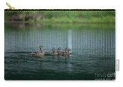 Duck Pond Carry-all Pouch