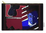 Duke Ellington And The French Jean Store Collage Coney Island New York 1977-2012 Carry-all Pouch