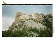 Dusk At Mount Rushmore Carry-all Pouch