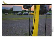 Dusk At The Drive In Movie Carry-all Pouch