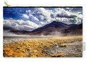 Dusty Desert Road Bolivia Carry-all Pouch