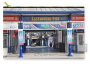 Eastbourne Pier Fire July 2014 Carry-all Pouch