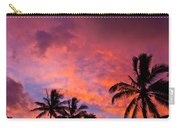 Easter Island Sunrise 2 Carry-all Pouch