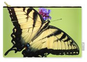 Eastern Tiger Swallowtail Butterfly Square Carry-all Pouch