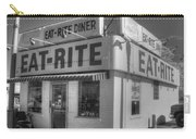 Eat Rite Diner Route 66 Carry-all Pouch