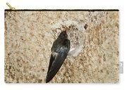 Edible-nest Swiftlet On Nest Carry-all Pouch