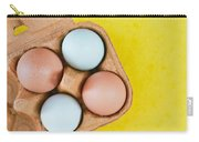 Eggs Carry-all Pouch by Tom Gowanlock