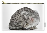 Egyptian Mau Cat Carry-all Pouch