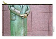 Eleanor Roosevelt -- 1 Carry-all Pouch by Cora Wandel