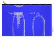Electric Razor Patent 1939 Carry-all Pouch