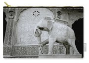 The Beautiful Elephant Carry-all Pouch