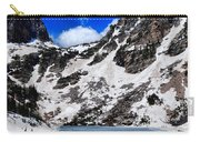 Emerald Lake In Rocky Mountain National Park Carry-all Pouch
