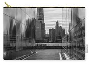 Empty Sky Memorial And The Freedom Tower Carry-all Pouch