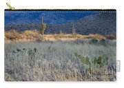 Engelmanns Prickly Pear Cactus Carry-all Pouch