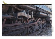 Engine 5629 In The Colorado Railroad Museum Carry-all Pouch
