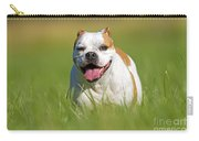 English Bulldog Carry-all Pouch