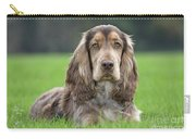 English Cocker Spaniel Dog Carry-all Pouch