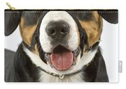 Entlebuch Mountain Dog Carry-all Pouch