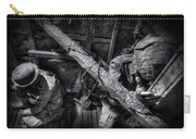 Entrenched Carry-all Pouch