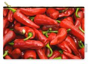 Espelette Peppers Carry-all Pouch