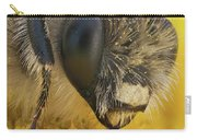 Eucera Longicornis Portrait 4.5x Carry-all Pouch