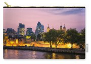 Evening Lights Carry-all Pouch