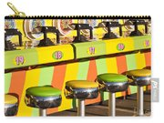 Evergreen State Fair Midway Game With Coloful Stools And Squirt  Carry-all Pouch