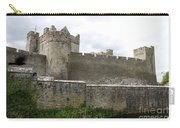 Exterior Of Cahir Castle Carry-all Pouch