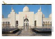 Exterior View Of Sheikh Zayed Grand Carry-all Pouch