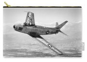 F-86 Sabre, First Swept-wing Fighter Carry-all Pouch