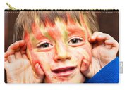 Face Paint Carry-all Pouch