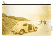 Faded Film Surfing Memories Carry-all Pouch