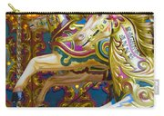Fairground Carousel Carry-all Pouch