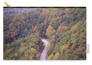 Fall Drive In The Smokies Carry-all Pouch
