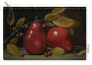 Fall Pear #2 Carry-all Pouch