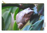 Fat Treefrog Carry-all Pouch