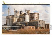 Feed Mill Carry-all Pouch by Charles Beeler