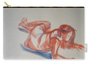 Female Figure Painting Carry-all Pouch