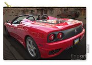 Ferrari 360 Spider Carry-all Pouch